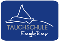 Logo-Tauschule-EagleRay-blau